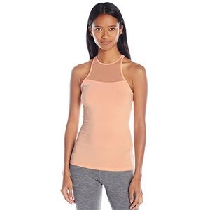 Roxy Lophenta Work Out Tank Peach